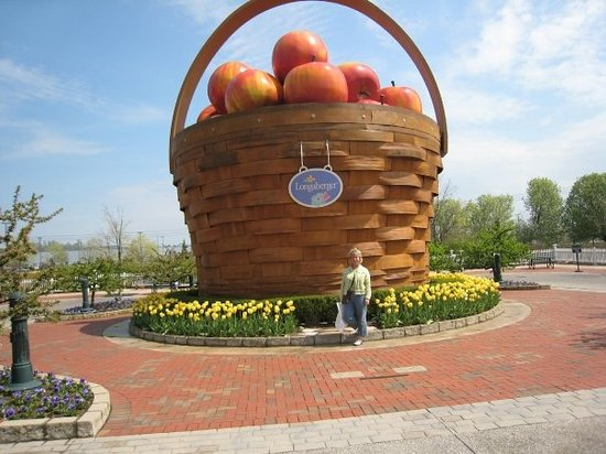 Review Of Longaberger Basket Factory/Homestead, Dresden, OH   TripAdvisor