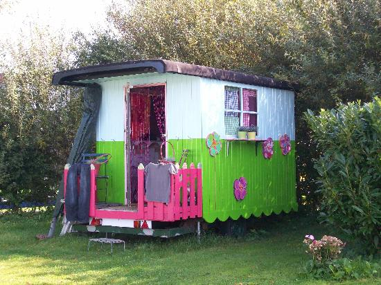 The Netherlands: Langweer Beach Cottage