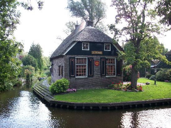 Pays-Bas : Giethoorn
