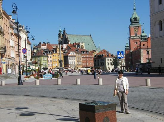 Hotel Bristol, a Luxury Collection Hotel, Warsaw : Beautiful old city...