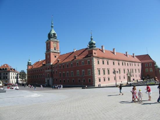 Hotel Bristol, a Luxury Collection Hotel, Warsaw: The Castle