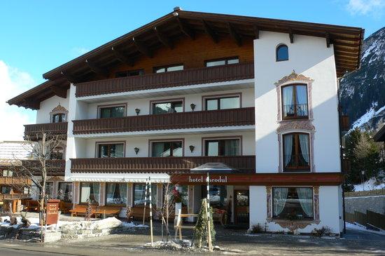 Hotel Theodul: hotel Theodul Lech