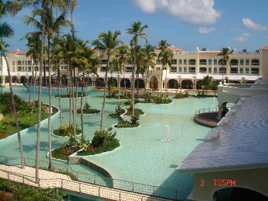 Iberostar Grand Hotel Bavaro: Vista do quarto