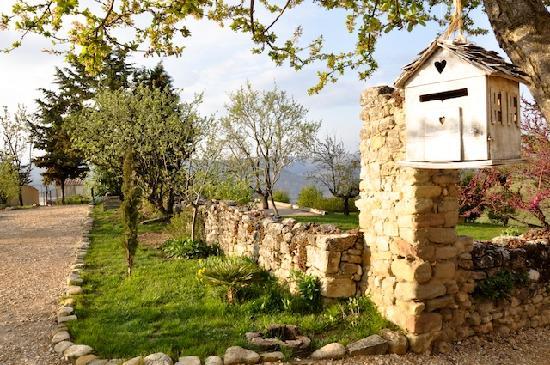 Le Vieil Aiglun Hotel Views - Mark D'Mello