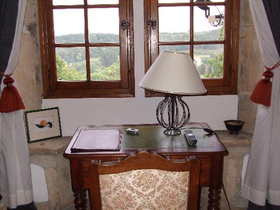 La Capitelle Hotel : Le bureau