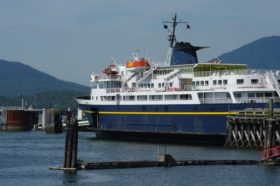 Alaska Marine Highway System - Day Cruises