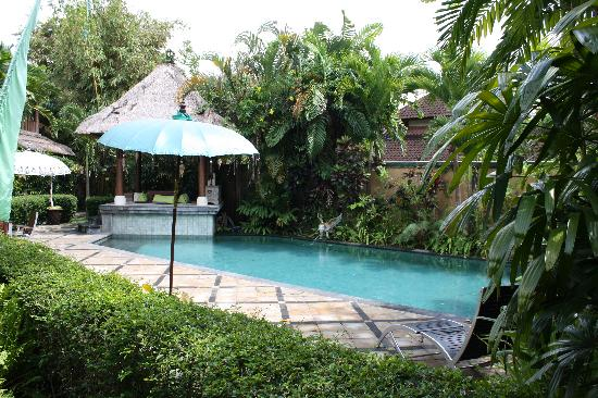 Ubud Villas and Spa: piscine