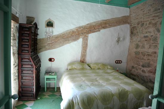 Apartamentos Casa de la Luz: Bedroom