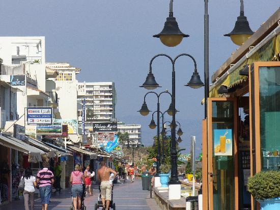 Hotel Tropicana : Ocean Front Boardwalk