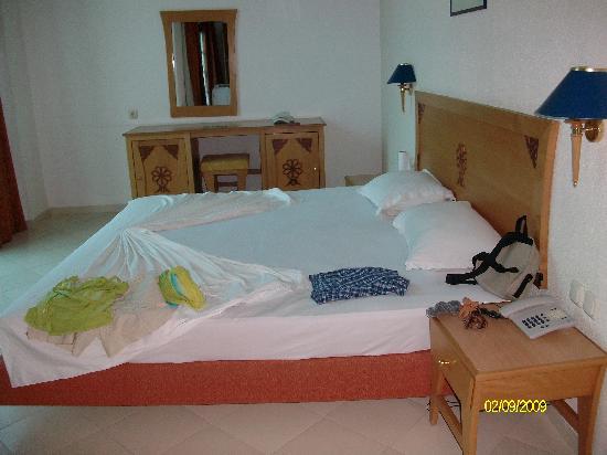 Phenix de Mahdia : impec comme chambre