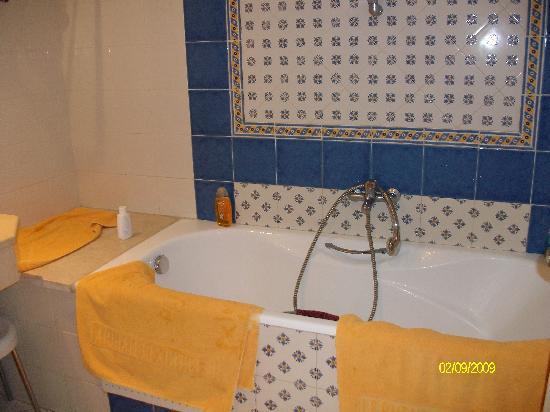 Phenix de Mahdia : super salle de bain