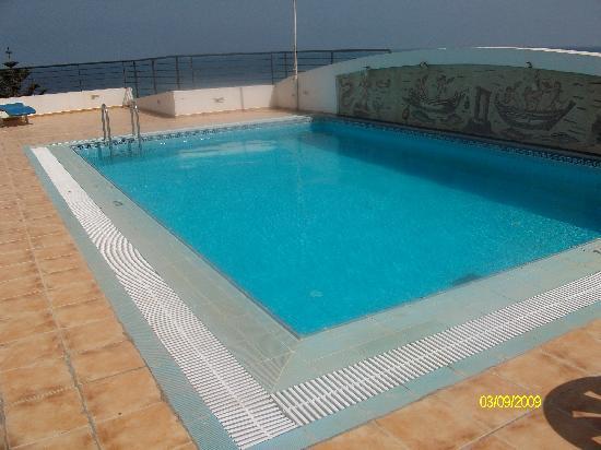 Phenix de Mahdia: la piscine