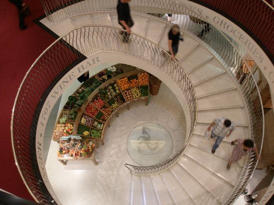 The Parlour : Food Halls at Fortnum & Mason