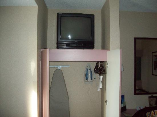 Microtel Inn & Suites by Wyndham Erie: TV