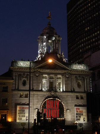 Billy Elliot The Musical: Victoria Palace Theatre