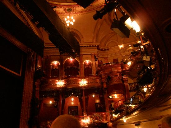 Billy Elliot The Musical: Inside Victoria Palace Theatre