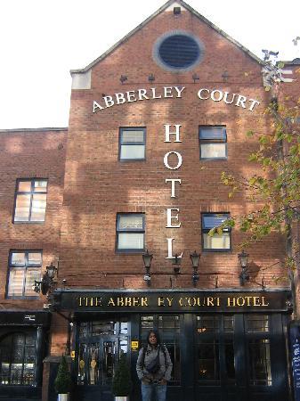 Abberley Court: INGRESSO DELL'HOTEL