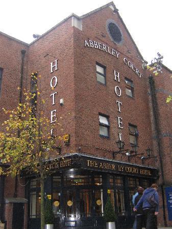Abberley Court: VISTA HOTEL