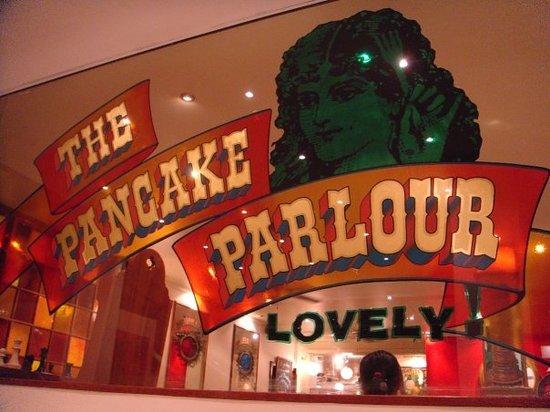 The Pancake Parlour: Pancake Parlour!