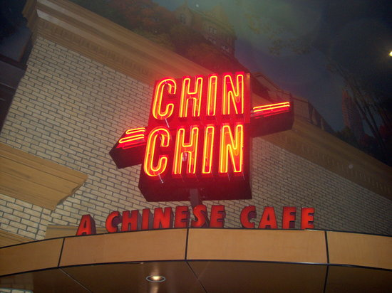 Chin Chin : TRY IT YOU'LL LIKE IT
