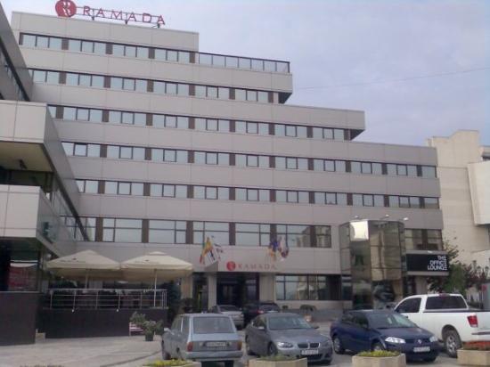 Ramada Iasi City Centre: Mi Hotel en el centro de Iasi