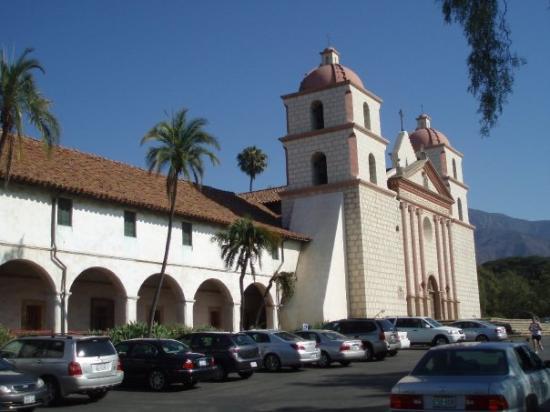Old Mission Santa Barbara: Mission de Santa Barbara