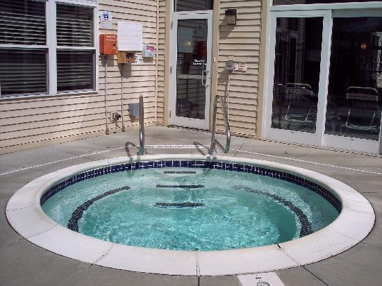 Hot Tub Picture Of Vacation Village In The Berkshires