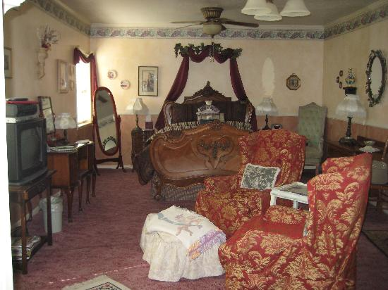 Butterfield Bed and Breakfast: Stanza Italia Room