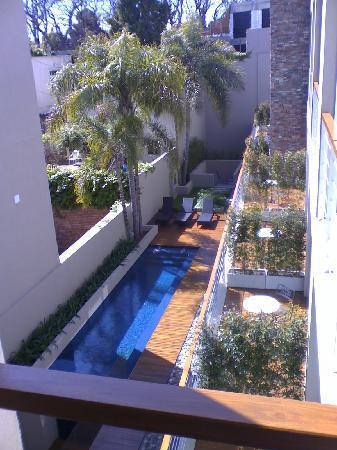 San Isidro, Argentinië: Swimming pool