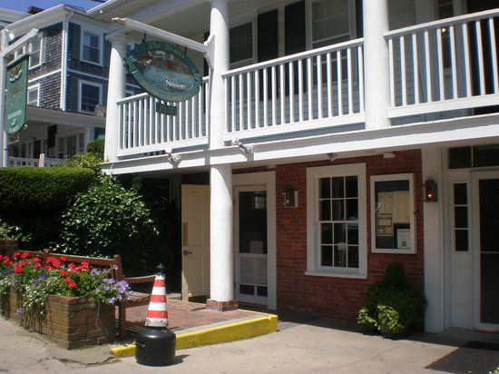 Newes From America Pub: Street View Newes from America and Kelly House Inn