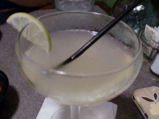 Acapulco Mexican Restaurant: Blended Margarita