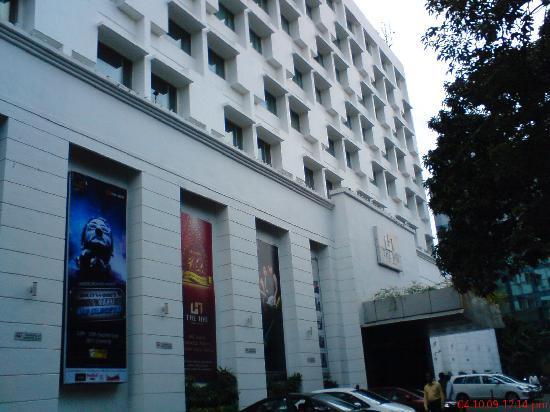 Hotel Hindusthan International Kolkata: hotel from outside