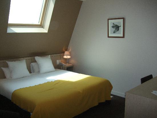 Best Western Plus Vannes Centre Ville : The best bed ever!