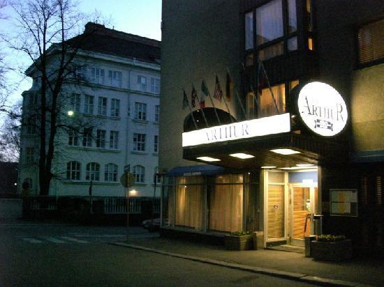 Arthur Hotel Helsinki Picture Of Arthur Hotel Helsinki