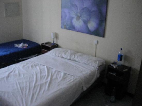 Hostal Absolut Centro: bedroom