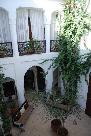 Riad Noor Charana: Patio 3