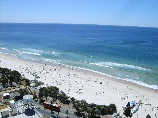 Surfers International: view from 19th floor