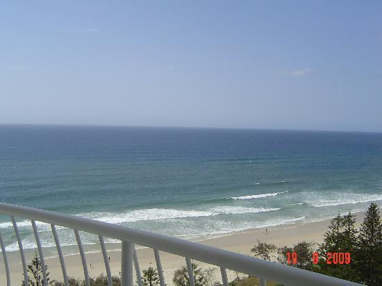 Burleigh Heads, Australia: view 2