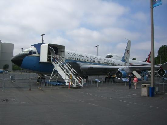 The Museum of Flight: Air Force One