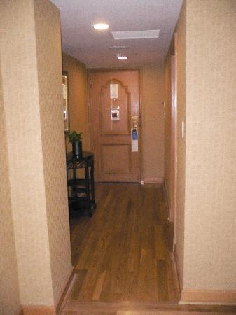 The Riviera Hotel: Room entry (from inside room)