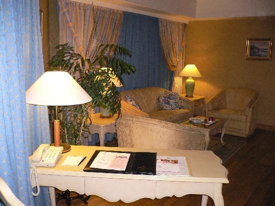 The Riviera Hotel: Resting area - shot 1
