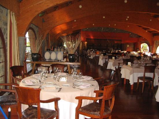 Barcelo Monasterio de Boltana: Restaurant Monasterio de Boltana Spa