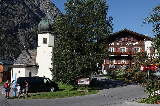 Gasthof & Hotel Rote Wand : Vista exterior del hotel