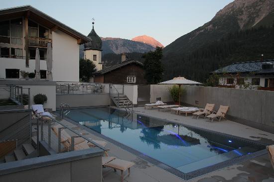 piscina exterior climatizada fotograf a de gasthof