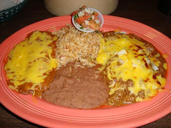Enchiladas Picture Of Kiko S Mexican Food Restaurant