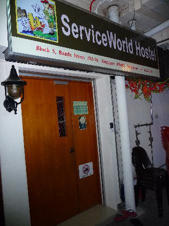 Hostel Century Service World