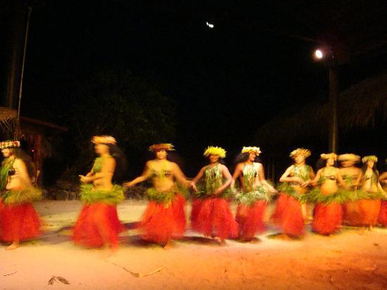 Tiki Village Cultural Centre : spettacolo