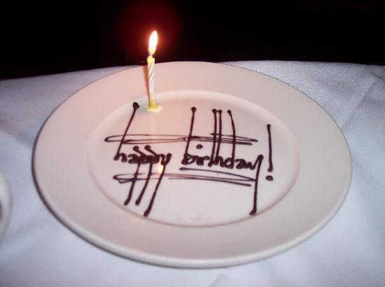 GW Fins Happy Birthday Mark