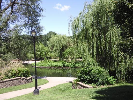 Loose Park : Pond