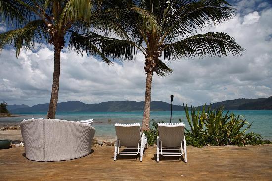 Paradise Bay Island Resort: Ausblick von der Lounge